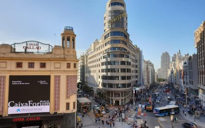 madrid headquarters collaborative perks capital of spain